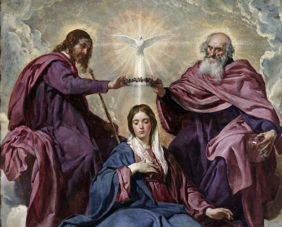 Coronation of the Blessed Virgin Mary