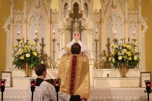 All Saints Day Mass 2019